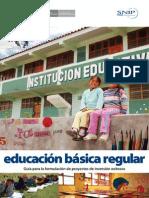 guia snip educacionl