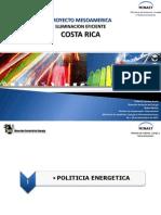 Costa Rica Proyecto de alumbrado