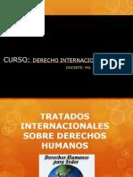 TRATADOS INTERNACIONALES SOBRE DERECHOS HUMANOS
