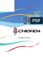 Catalogo Chiorda 2011