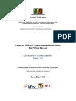 Etude Marche Acces Financement PME
