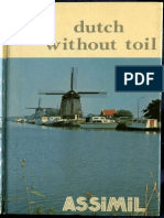 Dutch Without Toil (Single Pages)