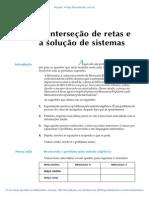 Aula 12 A intersecção de retas e a solução de sistemas.pdf