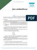 Aula 33 - Progressões aritméticas.pdf