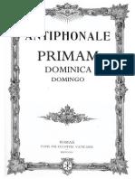 Prima Dominica