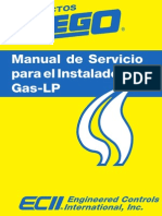 Rego Glp Manual de Servicio