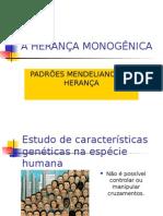 Aula 02 - A Herança Monogenica