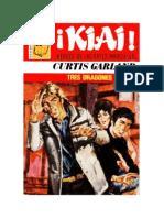 KIAI009 - Curtis Garland - Tres Dragones de Oro