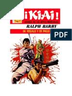 KIAI011 - Ralph Barby - De Regalo y de Pago (Kiai 11)