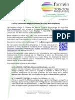 [POL] List Komisji Współpracy Rodziny Wincentyńskiej