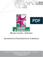Presentacion Servicomp 2013