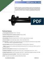 Cilindro Hidraulico Mdr