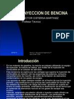 1- INTRODUCCION - Sistema de inyecci+¦n gasolina