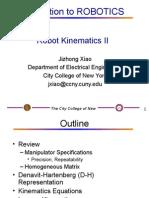 Kinematics II