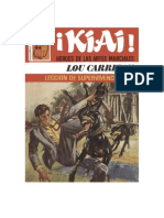 KIAI024 - Lou Carrigan - Leccion de Supervivencia