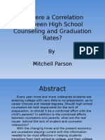 research proposal by mitch parson