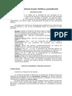 Resumen Historia Social, Política y Jurídica de Roma (Carlos Amunátegui)