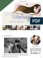 Porte Feminino_ Como Desapaixonar