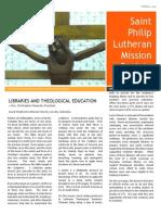 splms newsletter - spring 2015