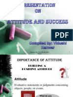 Attitude and success