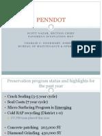 PennDOT - Construction Highlight 2012