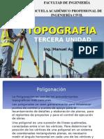 Curso de Topografia Poligonacion