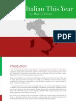 Randall Hunt- Fluent Italian This Year.pdf
