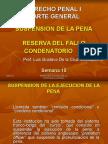 Derecho Penal I Semana 15a.