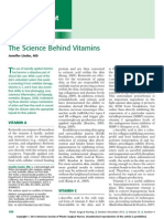 The Science Behind Vitamins - Linder 2012