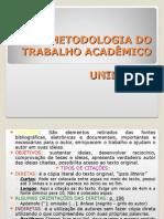 Slides Metodologia 3