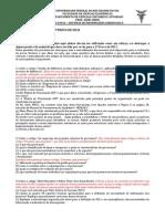 07 - Estudo Dirigido - Prova 1 - SIG 2