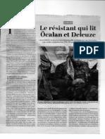 Deleuze Kobane