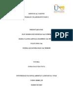 Servicio Al Cliente Fase II-Planeación Aporte Individual Yuley Pino