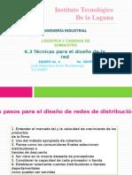 6.3 TECNICAS PARA EL DISEÑO DE LA RED..pptx