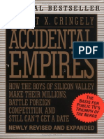 Accidental Empires - Robert Cringely