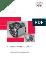 SSP 384 - Audi 1,8l 4V TFSI-Motor Mit Kette