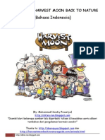 Nature walkthrough bahasa pdf harvest moon indonesia back to