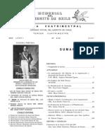 La Participación Del Ejercito en La Organización y Desarrollo Del Estado de Chile (Augusto Pinochet Ugarte)