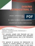 1 Introduccion Materiales Diseño-II