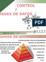 Redes de Control y Redes de Datos