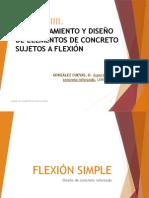 04CR Flexión Simple