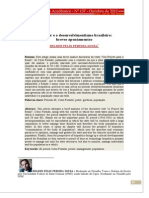 Biopoder e o Desenvolvimentismo Brasileiro - Revista Espaço Acadêmico