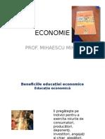 Lectii Economie