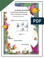 Ejercicio de Matrices y Sucursales- Conta Superior I