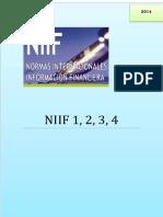 NIIF 1, 2, 3, 4