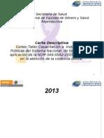 Carta Descriptiva Capacitacion Nom 046 2013 Final