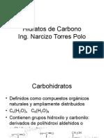 4 - Carbohidratos1 Primera Unidad