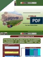 Unidad Didactica Cta 2011-2