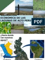 Valoracion Economica Alto Peru
