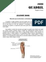 020 - Anatomy Book - Músculos Do Quadril